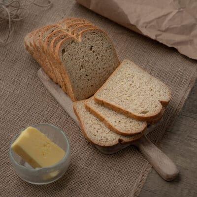 Low Carb Food Bread 400g Sliced Loaf