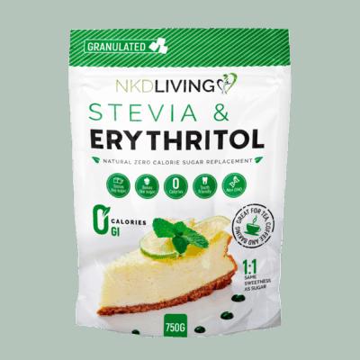 NKD Living Stevia & Erythritol Granulated 750g