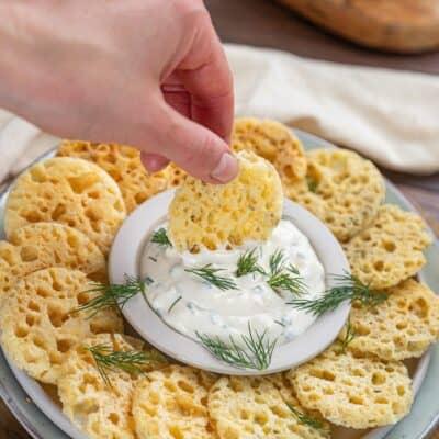Monarchs Pure Cheese Crisps