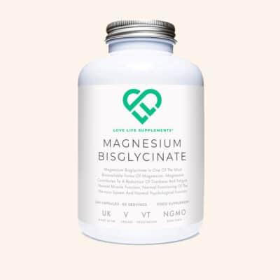 Magnesium Bisglycinate (240 capsules)