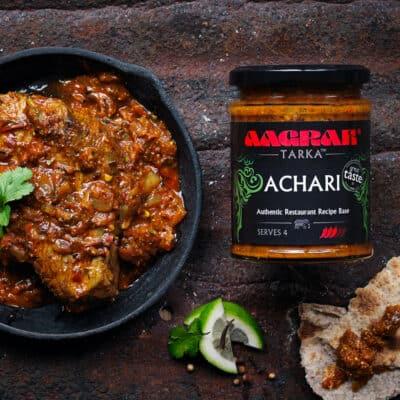 Aagrah Achari Cooking Sauce