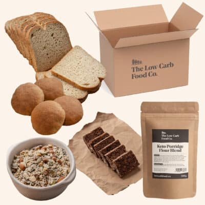 Low Carb Food Co Breakfast Box